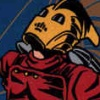 The Rocketeer (NES) artwork