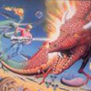 Space Harrier artwork