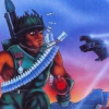 Silent Assault (NES) artwork
