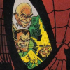 Spider-Man: Return of the Sinister Six (NES) game cover art