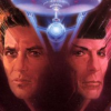 Star Trek V: The Final Frontier artwork