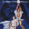 Star Wars (Namco) (NES) game cover art