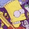 The Simpsons: Bart vs. the World (NES) game cover art