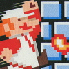 Super Mario Bros. (NES) game cover art