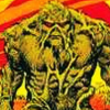 Swamp Thing artwork