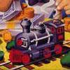 Tetsudou-Oh (NES) game cover art