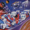 Transformers: Convoy no Nazo artwork