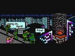 HonestGamers - Teenage Mutant Ninja Turtles 2: The Arcade Game (NES)