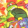 Teenage Mutant Ninja Turtles 2: The Arcade Game artwork