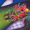 Teenage Mutant Ninja Turtles: Tournament Fighters (NES) game cover art