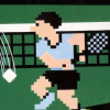 Tennis (NES) game cover art