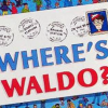 Where's Waldo? (NES) artwork