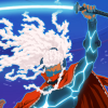 Furi (PC) game cover art