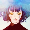 GRIS (PC) game cover art
