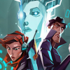 Invisible, Inc. artwork