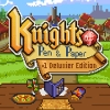 Knights of Pen and Paper +1 Deluxier Edition (PC) game cover art