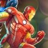 Marvel Puzzle Quest: Dark Reign (PC) game cover art
