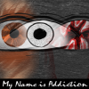My Name is Addiction artwork
