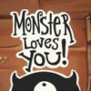 Monster Loves You! artwork