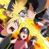 Naruto to Boruto: Shinobi Striker (PC) game cover art