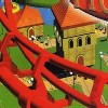 RollerCoaster Tycoon (PC) game cover art