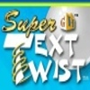 Super Text Twist (PC) game cover art