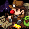 Spelunky (PC) game cover art