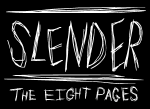 Slender: The Eight Pages artwork