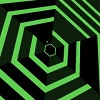 Super Hexagon (PC) game cover art