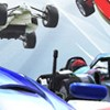 Trackmania United (PC) game cover art