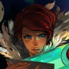 Transistor (PC) game cover art