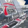 Virtual Skipper 5: 32nd America's Cup - The Game (MISC) game cover art
