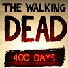 The Walking Dead: 400 Days (PC) game cover art