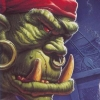 Warcraft II: Tides of Darkness artwork