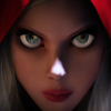 Woolfe - The Red Hood Diaries (PC) game cover art