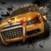 Zombie Driver HD (PC) game cover art