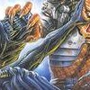 Alien vs. Predator: The Last of His Clan artwork