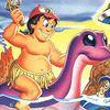 Adventure Island II artwork