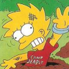 Bart Simpson's Escape from Camp Deadly artwork
