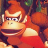 Donkey Kong Land (GB) game cover art