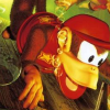 Donkey Kong Land 2 (GB) game cover art