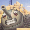 Go! Go! Tank (GB) game cover art