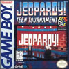 Jeopardy! Teen Tournament (GB) game cover art