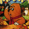Mole Mania (Game Boy) artwork