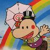 Parasol Henbee artwork