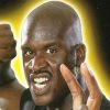 Shaq Fu (Game Boy) artwork