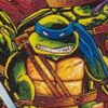 Teenage Mutant Ninja Turtles: Fall of the Foot Clan (Game Boy) artwork