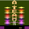 The A-Team (Atari 2600) artwork