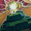 Battlezone (Atari 2600) artwork