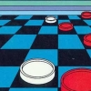 Checkers (A2600) game cover art